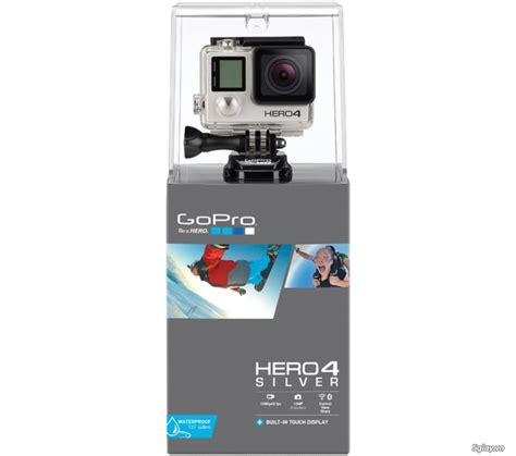 gopro 4 silver black session 5giay