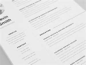 dribbble free resume template mockup 05 jpg by mats