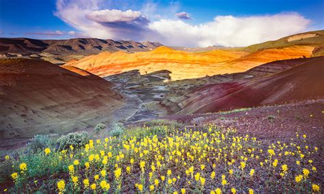 john day painted hills fine art photograph mike putnam photography