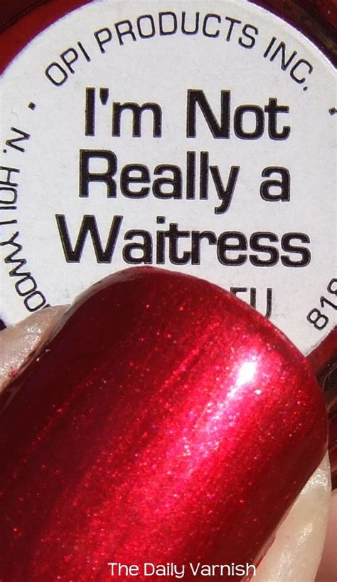 The Cult Of Opis Im Not Really A Waitress 10 best images about my opi s on opi