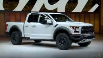Ford Raptor White 2017 Ford F 150 Raptor Crew Cab Oxford White 17 For Sale
