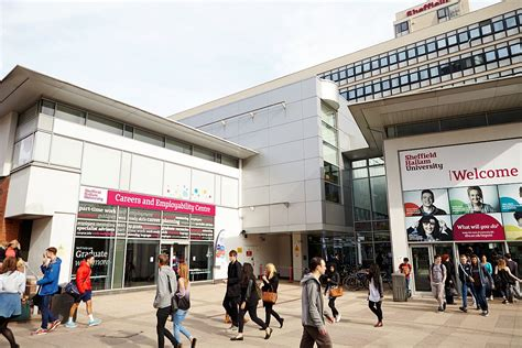 Sheffield Hallam Mba With Placement by Sheffield Hallam Employability Agenda Focuses