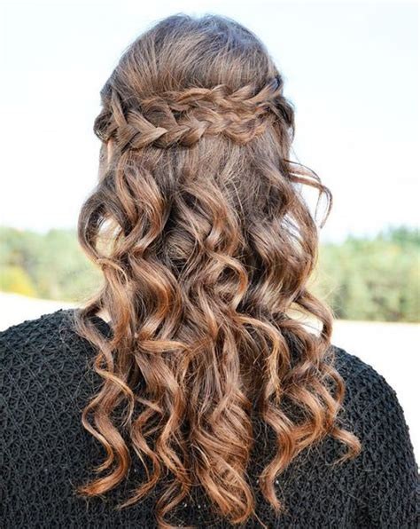 princess hairstyles noodle curls 18 elegant hairstyles for any formal occasion
