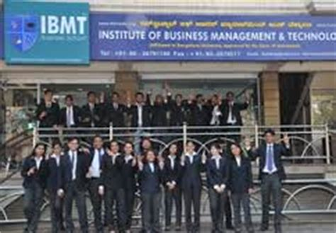 Tech Mba Reviews institute of business management and technology executive