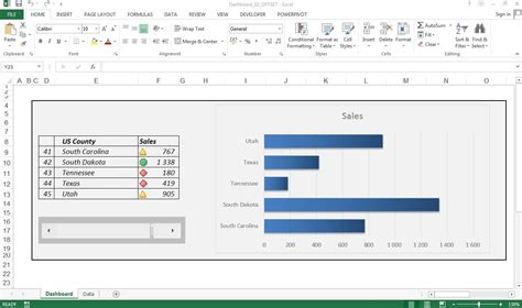 free templates with slider creating excel dashboard using scroll bar excel