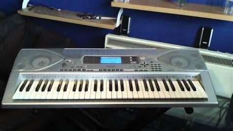 Keyboard Casio Ctk Series casio ctk 691 keyboard 3 demonstration songs