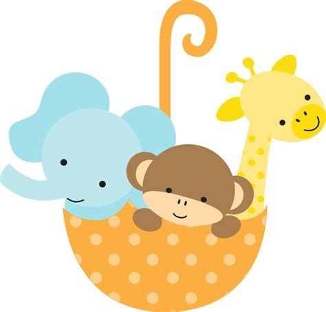 Baby Animal Clipart Baby Shower by Photo By Daniellemoraesfalcao Minus Bebes