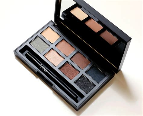 Eyeshadow Shimmer mirror mirror on these eyeshadow palettes the nars