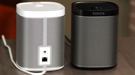 Sonos Play 1 Badezimmer by Sonos Play 1 Review Cnet