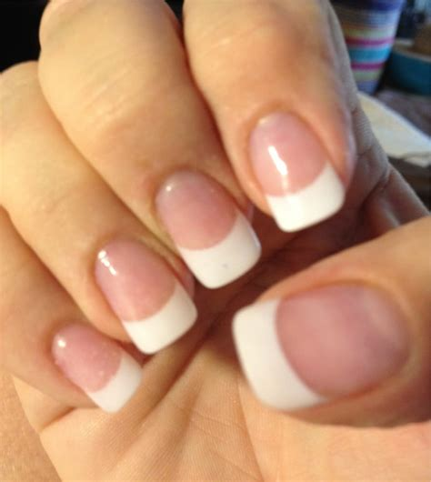 Silk Nails by Modern Nails Owner Does Great Silk Wrap W