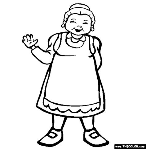 Mrs Claus Coloring Pages Christmas Online Coloring Pages Page 1 by Mrs Claus Coloring Pages