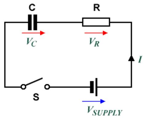 rc circuit with resistors rc circuits
