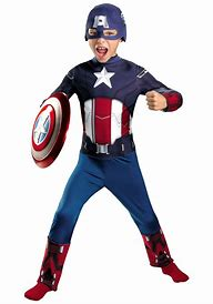 Image result for Captain America Costumes