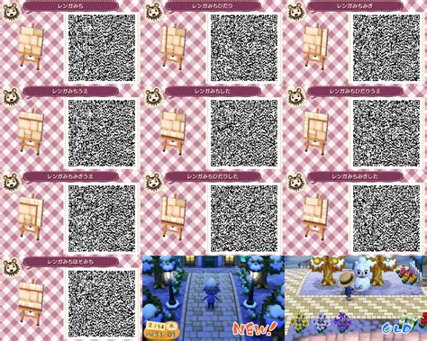 finder pattern qr code animal crossing new leaf qr code paths pattern photo