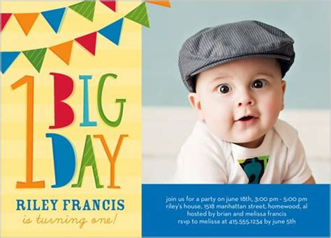 Baby Boy 1st Birthday Invitation Card Template by 107 Best Images About Baby Boy S 1st Birthday Invitations
