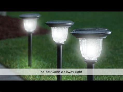 the best solar walkway light solar garden lights are they worth the money doovi