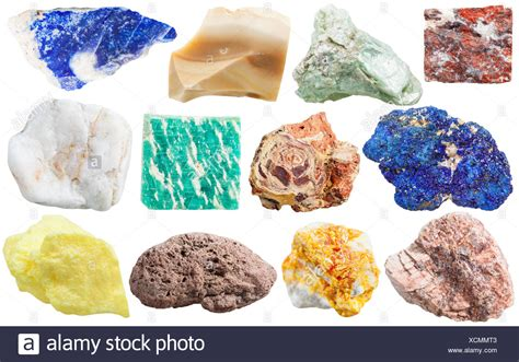 Images Of Different Minerals