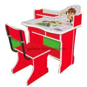 Meja Belajar Desk Blue furniture anak by kea panel harga diskon lebih murah bandung