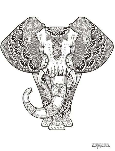 printable animal mandala coloring pages 1000 ideas about mandala coloring pages on pinterest