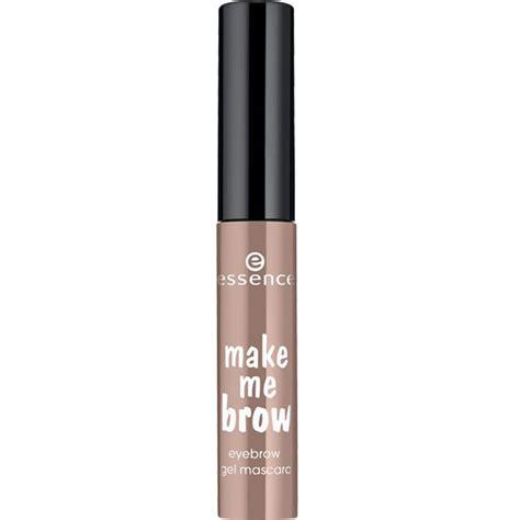 Maskara Gel essence make me brow eyebrow gel mascara blondy brown at