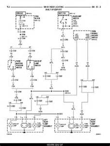 jeep wrangler tj wiring diagram wrangler jeep free wiring diagrams