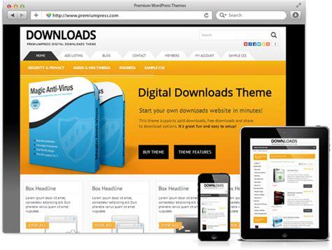 want to save money free wordpress themes help you mick wordpress digital downloads theme premiumpress themes