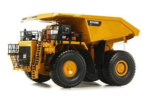 Ac Truk caterpillar mt4400d ac mining truck dhs diecast collectables inc