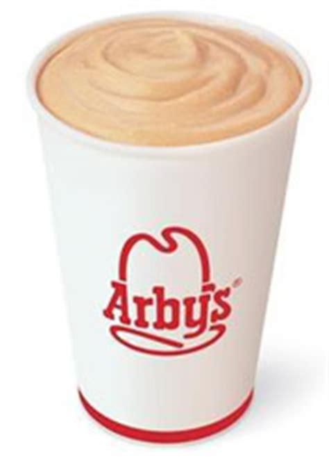 Caffeine in Arby's Jamocha Shake
