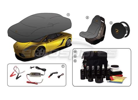 Lamborghini Gallardo Accessories Lamborghini Gallardo Lp560 Coupe Gt Accessories Order