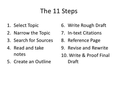 6 Steps Writing Research Paper by Best 25 Research Paper Ideas On Writing Editor School Study Tips And Back To