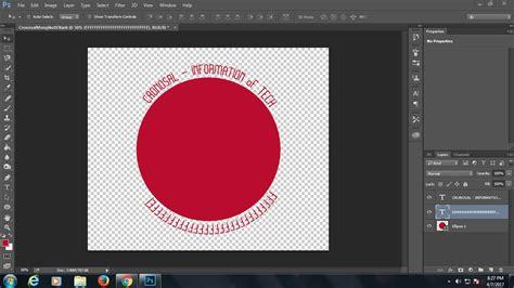 membuat tulisan mengikuti garis di photoshop cara membuat teks mengikuti bentuk objek dengan photoshop