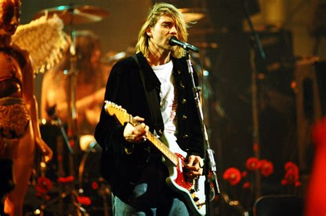 Curt Cobain And Nirvana one heck of a montage rohanlaik