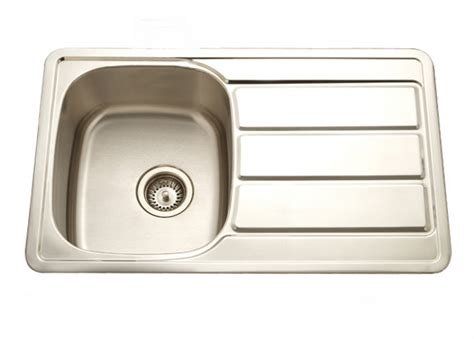 hospitality prep sink with drainboard