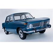 Throwback Thursday BMW's New Class Turns 50