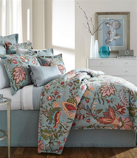 comforters at dillards villa by noble excellence montrose jacobean cotton linen
