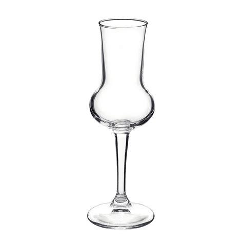 bicchieri da grappa calice da grappa riserva 6 pezzi bormioli shop