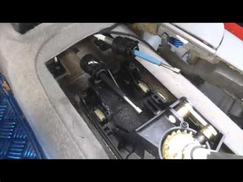 Golf 4 Automatik Getriebeöl Wechseln Anleitung by Schaltz 220 Ge Schaltseile Wechseln Austauschen Dave It