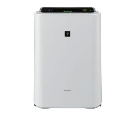 Sharp Air Purifier Kc D60y W Free Ongkir Jakarta Bekasi sharp air purifier with humidifier kc d40e w available at esquire electronics