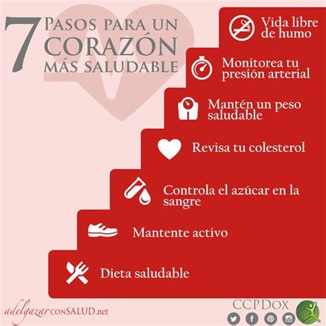 imagenes de corazones saludables 7 pasos para tener un coraz 243 n m 225 s saludable adelgazar