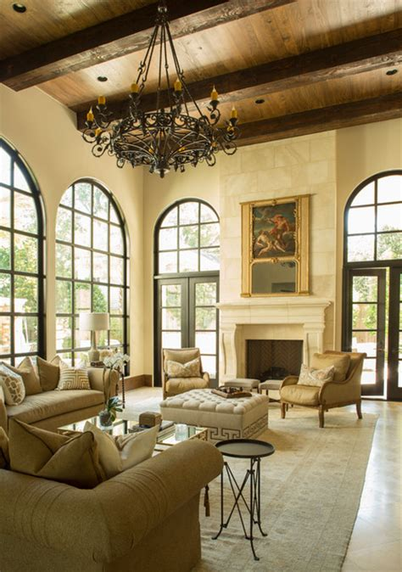 houston interior designer marie flanigan living tuscan style in river oaks living room mediterranean