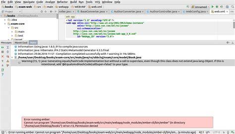 tutorial node js ubuntu node js intellij idea run configuration with ember js on