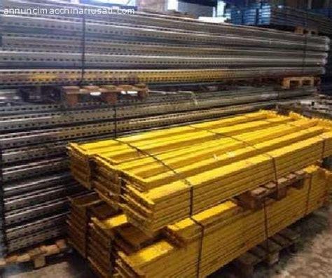 scaffali metalsistem scaffali metalsistem usate 4000x1000 treviso 19