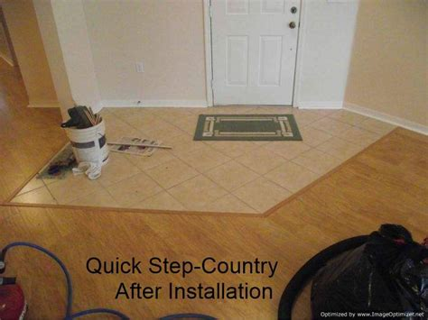 How To Take Up Glued Hardwood Flooring - quick step country review