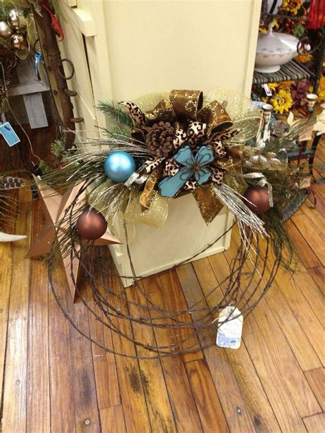 decorating ideas for wire wreaths frames best 25 barbed wire wreath ideas on barbed wire barbed wire decor and barb wire crafts
