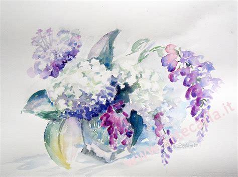 fiori acquerelli risultati immagini per dipinti di natura ad acquerello