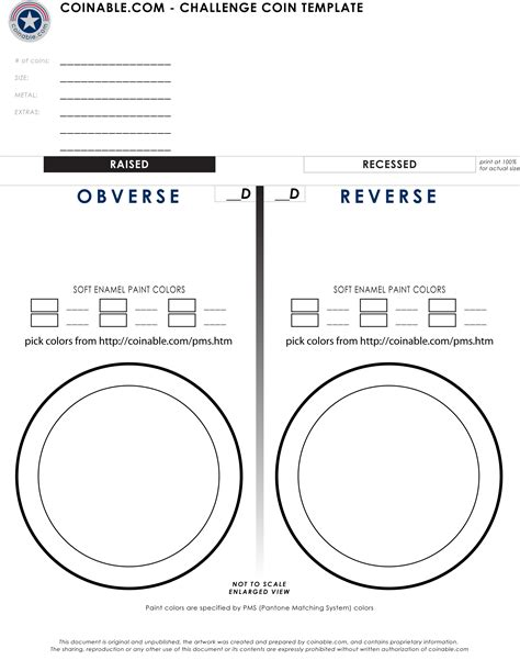 Coin Template custom coin templates design your own custom coin coinable