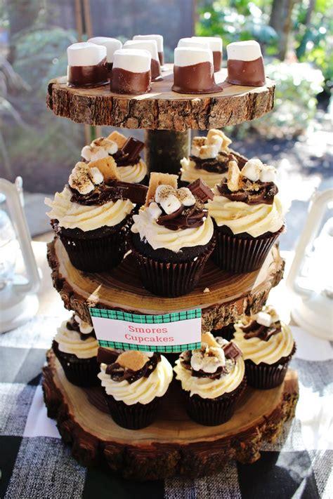 Kara's Party Ideas Littlest Lumberjack Birthday Party   Kara's Party Ideas