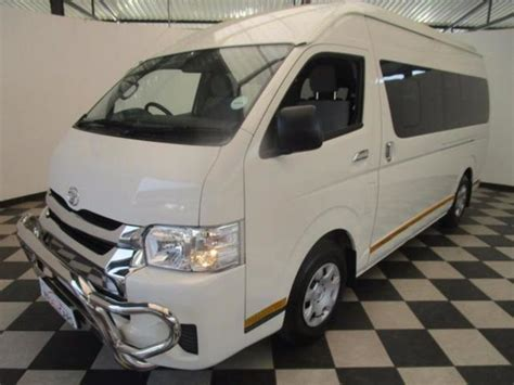 details of toyota showroom used toyota quantum 2 7 14 seat for sale in gauteng