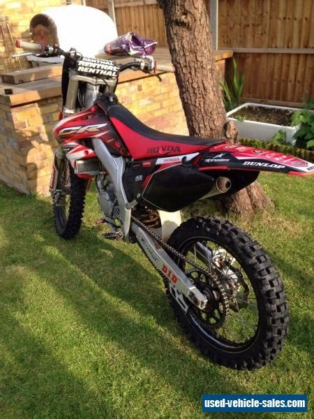 used motocross bikes uk honda cr 125 2003 motocross bike for sale in the united