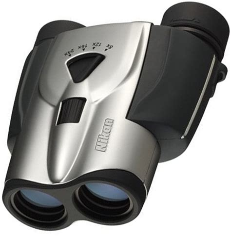 Teropong Nikon Aculon T11 8 24x25 Binoculars nikon aculon t11 8 24x25 porro prism binoculars baa801sa uk